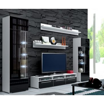 Moderná obývacia stena Adamina