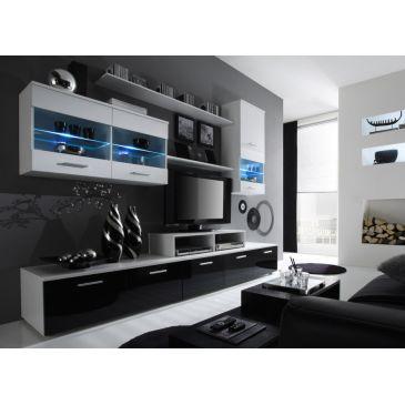 Moderná obývacia stena Jessie 3